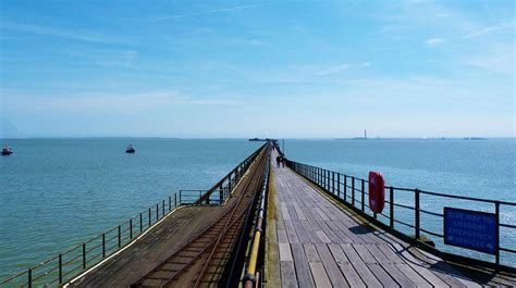 pier and co southend pier and train day out with the kids