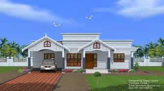 Kerala Home Design Thiruvalla by Single Story Homes 2750 Sq Feet Single Floor Home