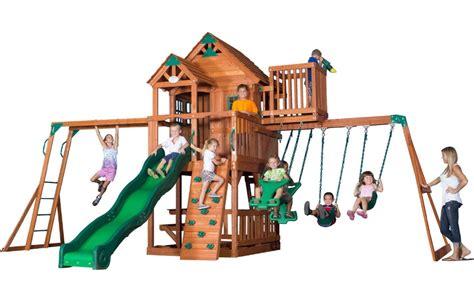 swing stuff best backyard swing sets for any budget cool kiddy stuff