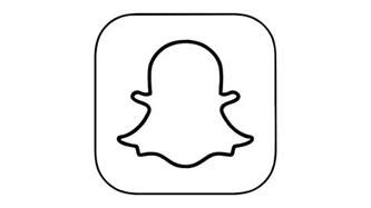 How To Draw The Logo How To Draw The Snapchat Logo Symbol