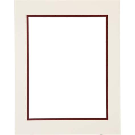 10 X 14 Mat - logan graphics 11 x 14 quot mat frame with 8 5 m6033 45