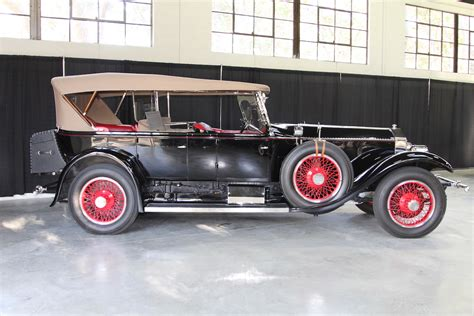 1928 Rolls Royce by 1928 Rolls Royce Phantom I Hiding Out In Pleasanton