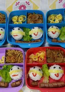 bekal anak sekolah  resep cookpad