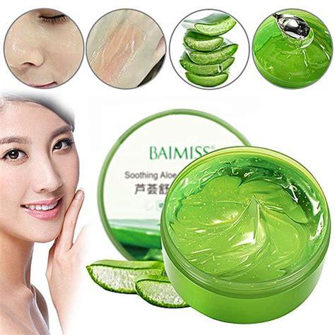 Masker Aloe Vera Gel 300g aloe vera gel mask skin care