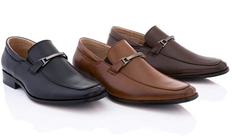 adolfo shoes adolfo s johnston 3 dress shoes groupon