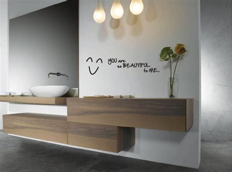 Bathroom wall decorations ideas