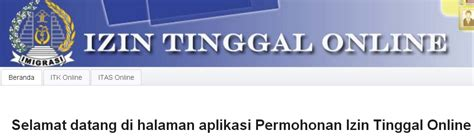 Hukum Keimigrasian Bagi Orang Asing Di Indonesia launching aplikasi pemberian izin tinggal terbatas secara