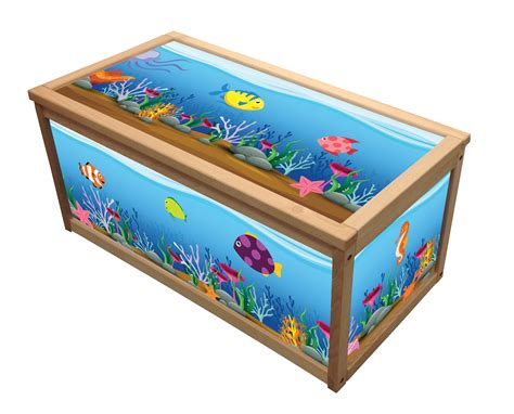 wooden toybox storage box toy box nursery chest box  special occasion personalisation