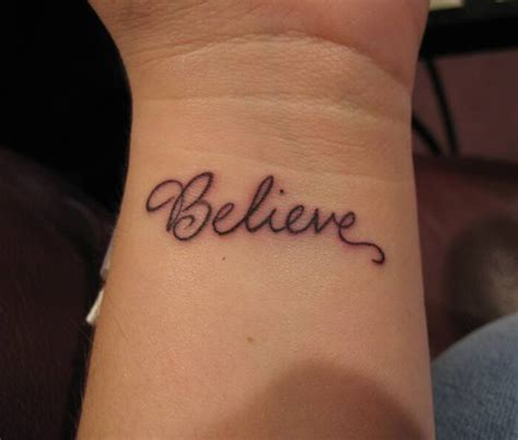 tattoo quotes believe in yourself believe tattoo by lonelyagnel on deviantart