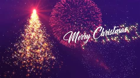 xmas new year wishes after effects templates motion