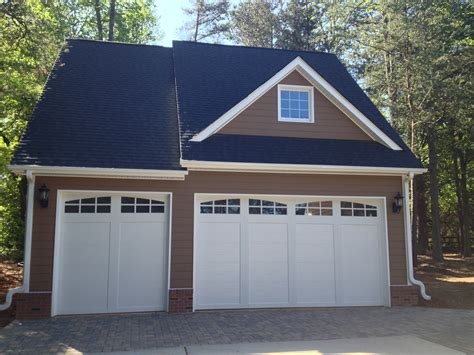 3 car garage 3 car detached garage cornelius nc henderson building group