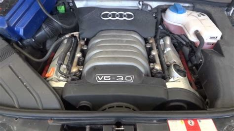 small engine repair training 2007 audi s4 interior lighting 2006 audi a4 3 0l engine with 59k miles youtube