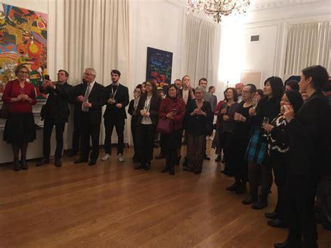 consolato generale d italia new york inaugurata al consolato generale d italia a new york la