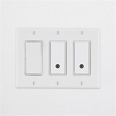Wemo Light Switch Wi Fi Enabled Works With Amazon Alexa