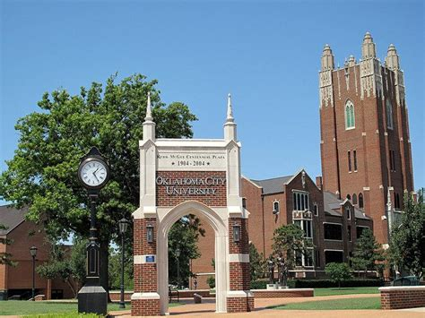Oklahoma City Mba Ranking by Top 20 Colleges In Oklahoma College Plan