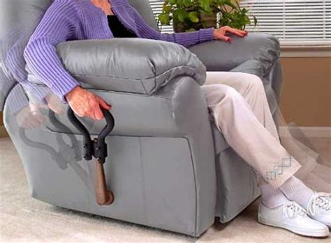 recliner lever extender with a few handy tools your father can be king of his castle