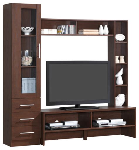 50 tv entertainment center shop houzz rta products l techni mobili entertainment