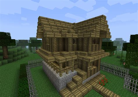 Cottage Minecraft by Small Cottage Minecraft Project