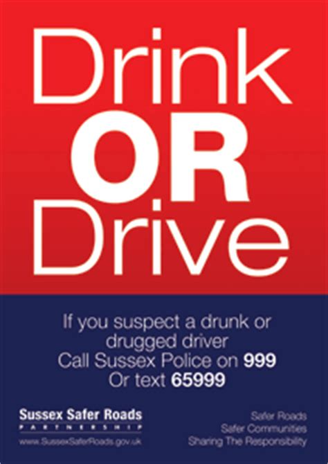 section 10 bond drink driving drink or drive brighton hove city council