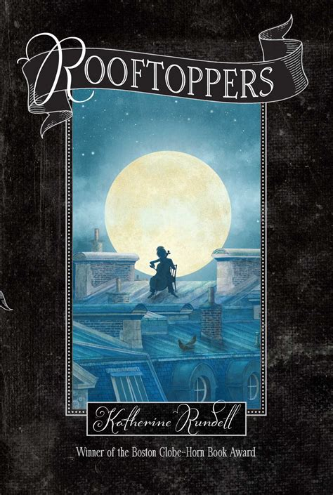 rooftoppers book  katherine rundell terry fan