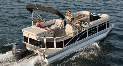 boat manufacturers comparison why buy a new bennington pontoon boat from sutter s marina