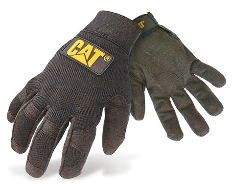 Cat Gloves caterpillar lightweight mechanics gloves with cat logo