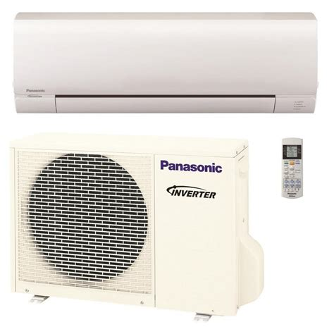 Ac Unit Panasonic panasonic 12 000 btu 1 ton pro series ductless mini split