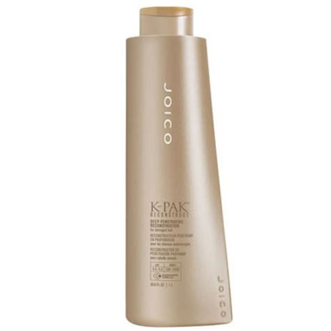 reconstructor for hair joico k pak deep penetrating reconstructor treatment for