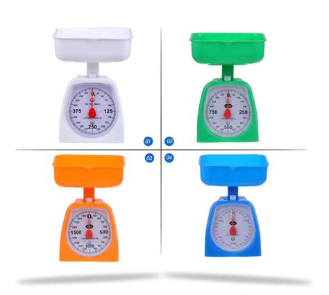 Kitchen Items Hs Code Plastic Gift Plastic Square Plate Weighing Scale Kitchen