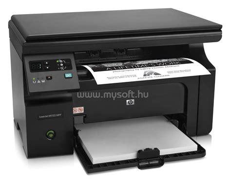 Printer Hp Laserjet M1132 Mfp hp laserjet pro m1132 multifunction printer ce847a multifunkci 243 s mono l 233 zer nyomtat 243