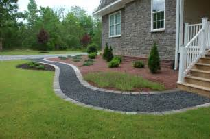 decomposed granite walkway