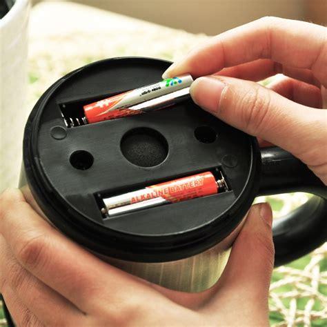 Gelas Mug Plastik Portable Bisa Di Lipat Warna Warni Po Murah gelas unik gelas pengaduk otomatis dengan baterai harga