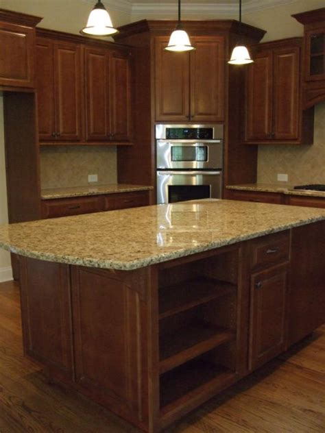 kitchen island granite countertop extravagant wooden cabinets small kitchen island ideas