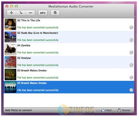 format factory pour mac os x gratuit mediahuman convertir vos musiques sur windows et mac