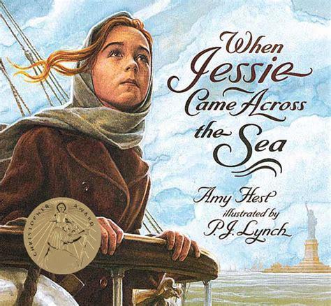 Across The Sea candlewick press when came across the sea