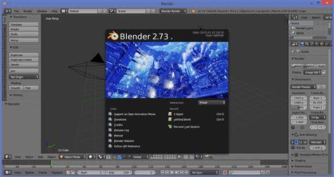 pengertian layout pada blender nikom fitur fitur pada aplikasi blender 2 73