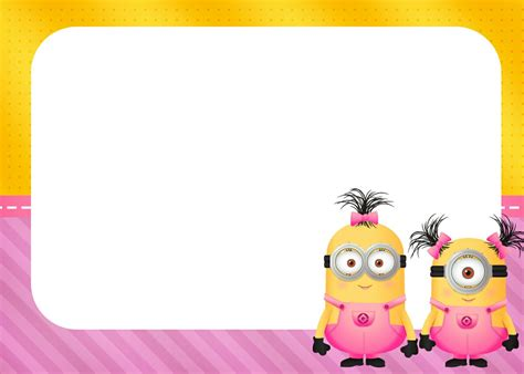 imagenes de minions rosa pin de patricia carvalho en minions rosa pinterest