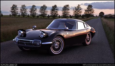 Toyota Gt 2000 Toyota 2000 Gt Technical Details History Photos On