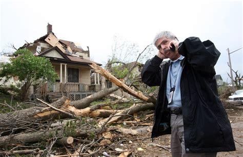 housing inspector assessing tornado damage to homes a painstaking task minnesota public radio news
