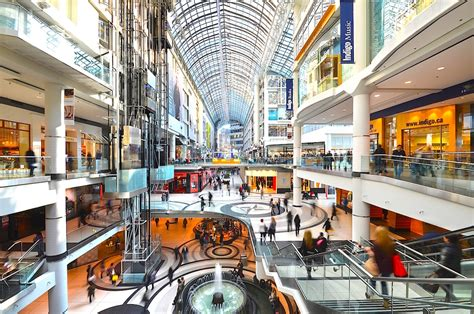 cadillac fairview winnipeg canada s top 20 most productive shopping centres