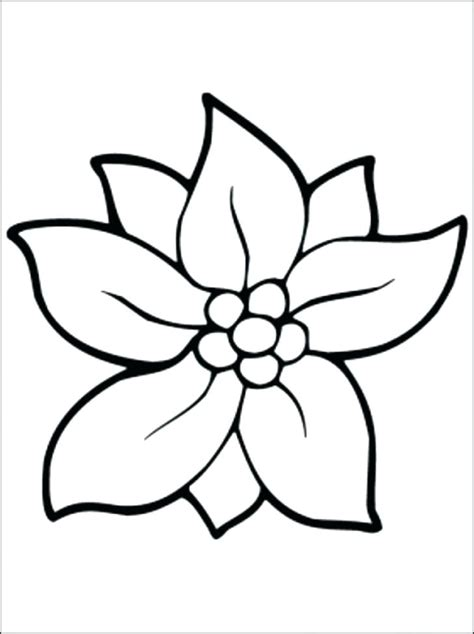 printable traceable flowers traceable flower templates flower templates to print