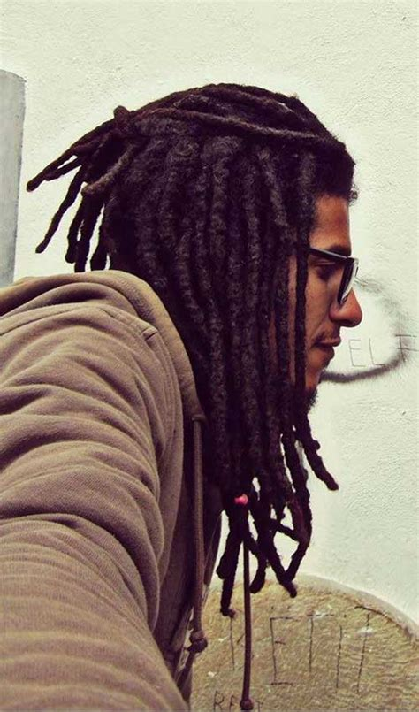 cool dreads for men 20 cool long hairstyles for men mens hairstyles 2018