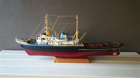 tug boat quot de zwarte zee quot smit tak 80 cm in length x 35 cm - Sleepboot Zwarte Zee 4