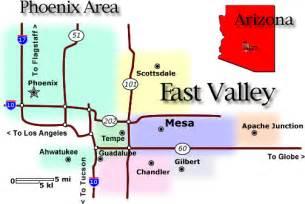 east valley arizona map lavish padz homes estates architecture