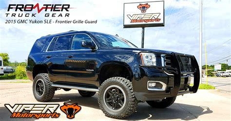 2015 gmc yukon grille aftermarket bumpers viper motorspots weatherford tx