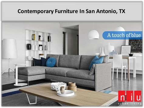 contemporary furniture in san antonio tx