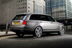 Royce Rolls Suv Rolls Royce Claims Cullinan Won T Be A Traditional Suv