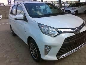 Quarter Toyota Toyota Calya Front Quarter Arrives At Dealership Indian