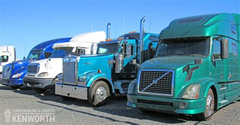semi trucks for sale five mistakes to avoid when looking for semi trucks for sale