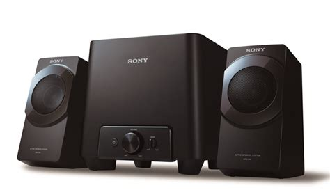 Speaker Aktif Sony sony outs srs a3 srs d4 and srs d5 pc speakers